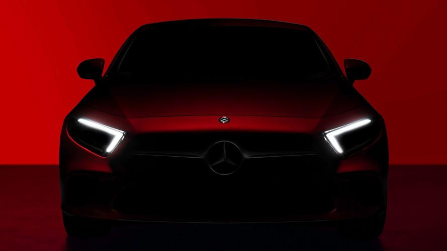 [Copertina] - Mercedes CLS, i teaser della nuova generazione