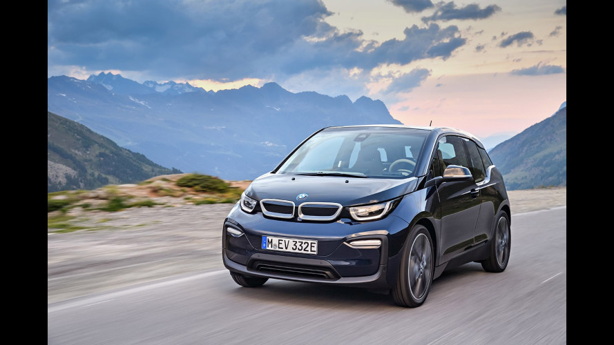 """BMW i3, con il restyling si fa più """"cattiva"""""""