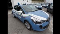 Auto della Polizia, la Renault Clio entra in servizio
