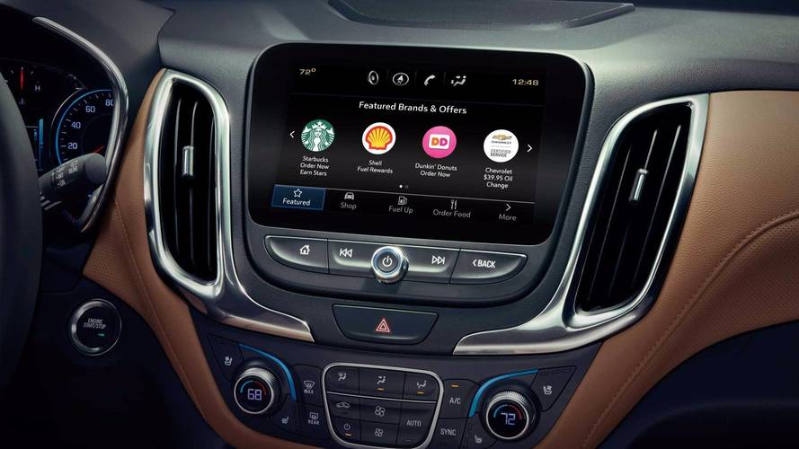 GM Marketplace App Wants To Speed Up Your Drive-Thru Experience