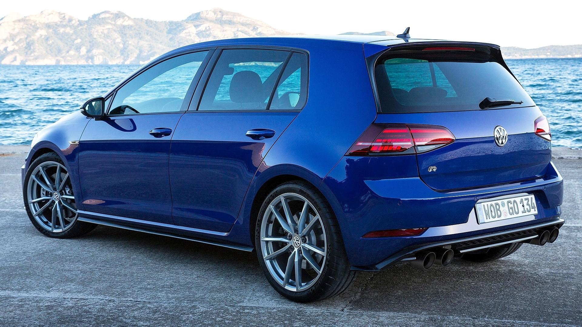 super qualità prodotti di qualità nuovi prodotti caldi Volkswagen Golf R, esagerata con gli accessori Performance