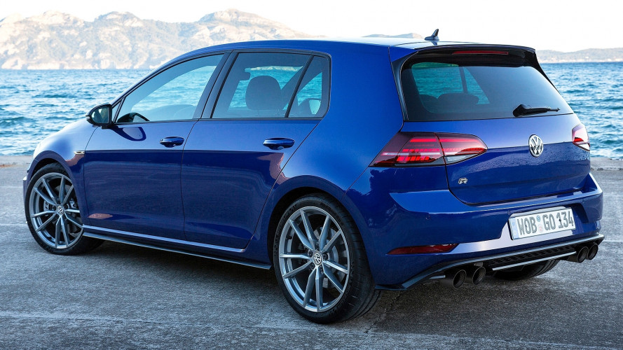 Volkswagen Golf R, esagerata con gli accessori Performance