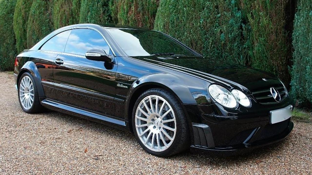 [Copertina] - La Mercedes CLK 63 AMG di Jeremy Clarkson è in vendita