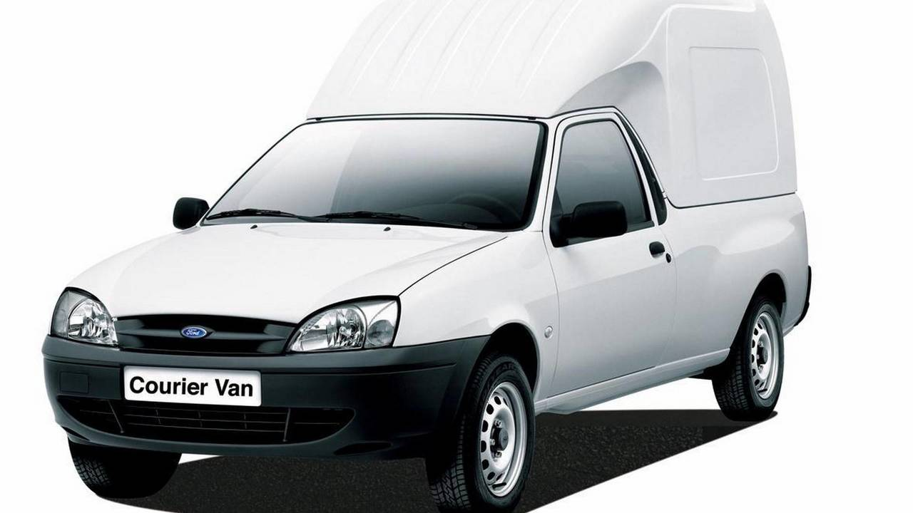 Ford Courier (1997 a 2013)