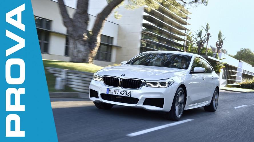 BMW Serie 6 GT, così uguale ma così diversa