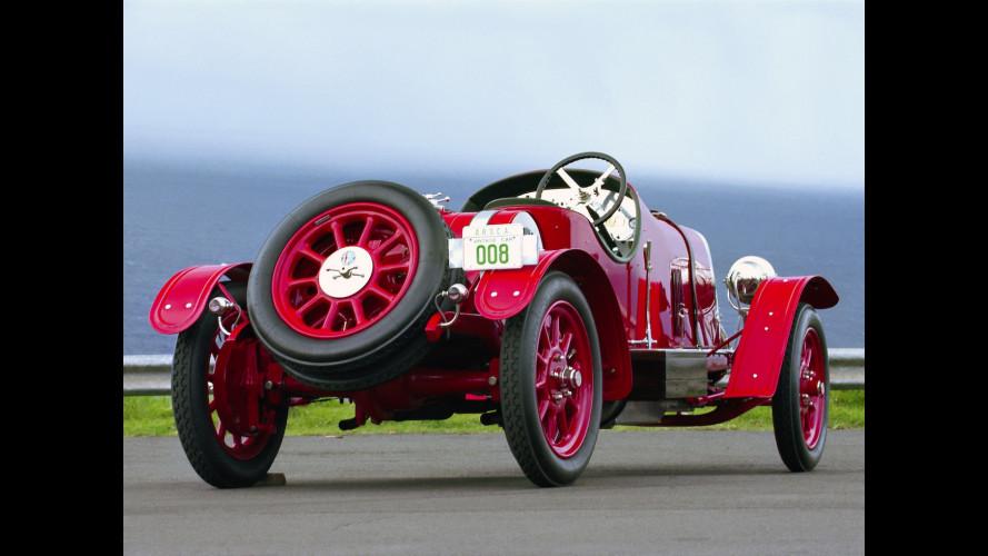 """Alfa Romeo, la G1 """"anti Rolls-Royce"""" andrà all'asta"""