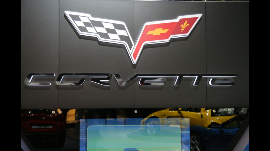 Corvette al Salone di Ginevra 2009