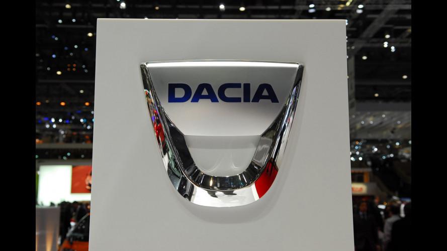Dacia al Salone di Ginevra 2009