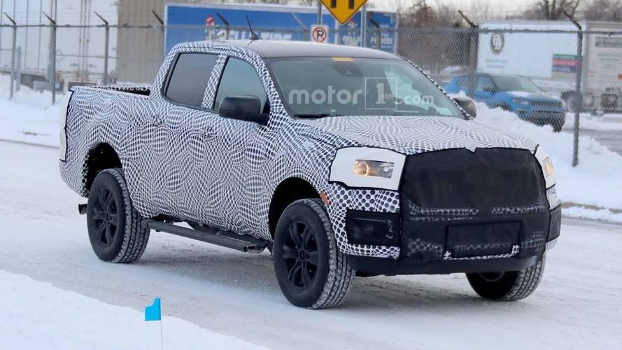 2018 Ford Ranger XLT kış testlerinde