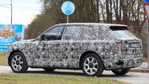 Rolls-Royce Cullinan spy photo