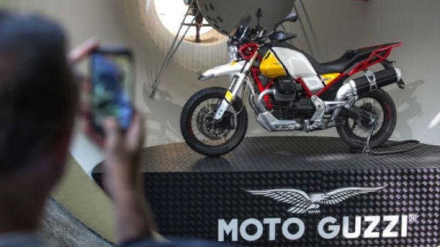 Moto Guzzi, l'Open House 2018 in un minuto [VIDEO]