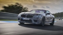 2019 BMW M8 Prototype