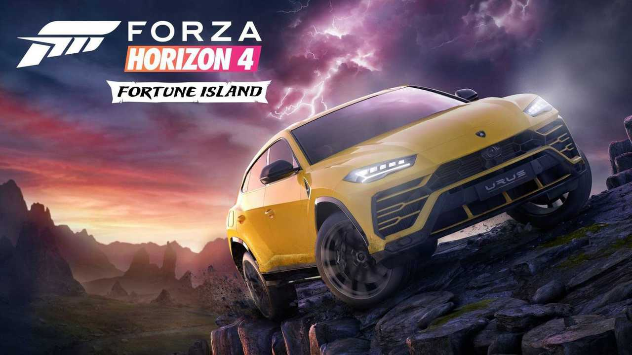 Forza Horizon 4 Fortune Island Ek Paketi