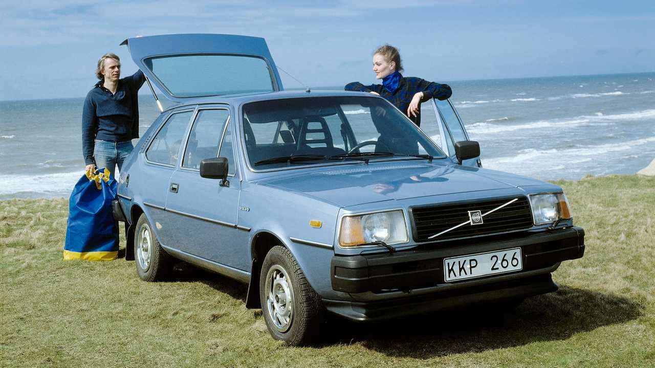 Volvo 343 (1980)