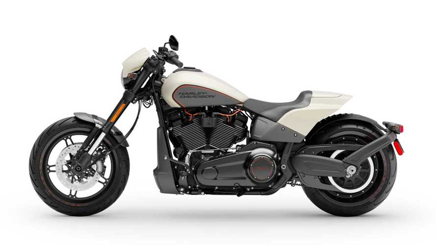 A Closer Look at Harley-Davidson's New FXDR 114 Power Cruiser