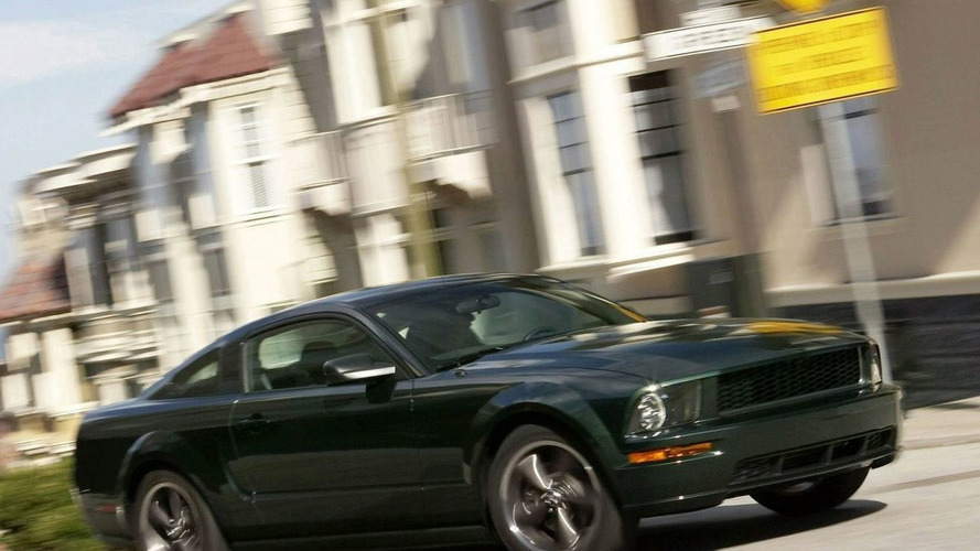 Ford Mustang Bullitt Officially Revealed