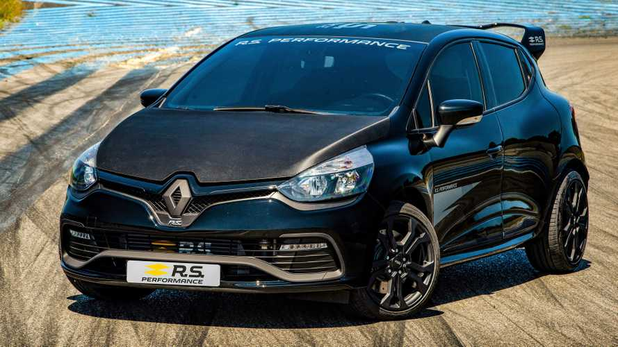 Renault Clio RS hot hatch is even hotter