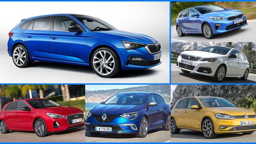 La Škoda Scala face à ses rivales