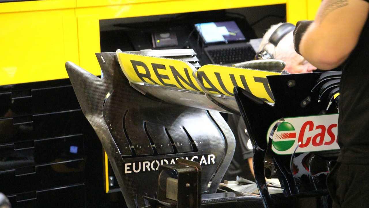 Infiniti Renault Sport F1