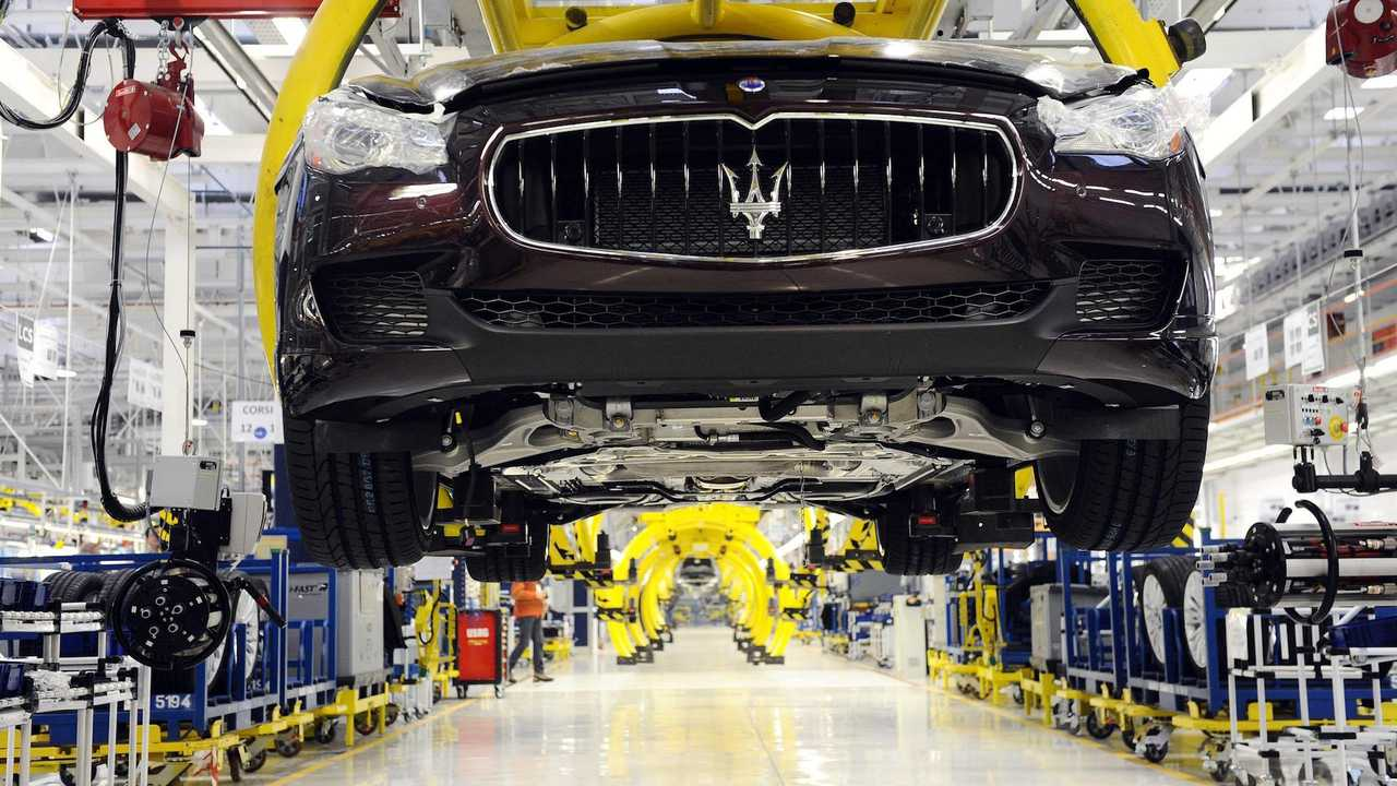 Industria automotive italiana