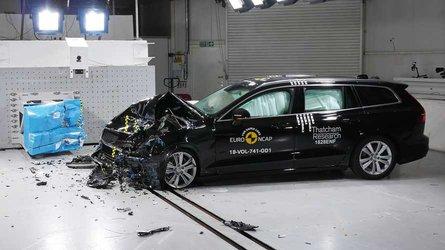 Így tört a Volvo S60 és V60