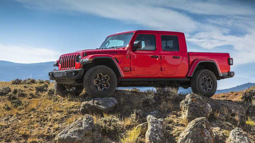 Jeep Gladiator (2020): Der Wrangler als Pick-up