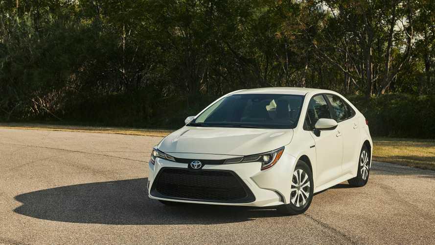 Toyota Corolla Hybrid,