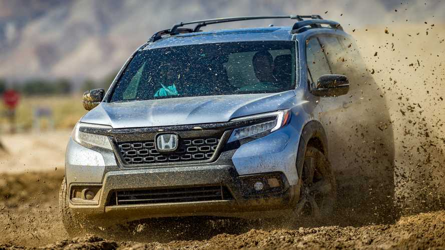Shhhh: Honda Passport Can Be Had With $1,250 In Unadvertised Savings