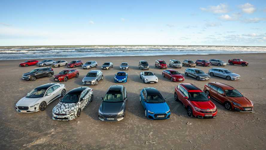 2019 European Car Of The Year Finalists Announced