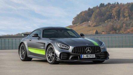 Mercedes-AMG GT Facelift und Sondermodell AMG GT R Pro