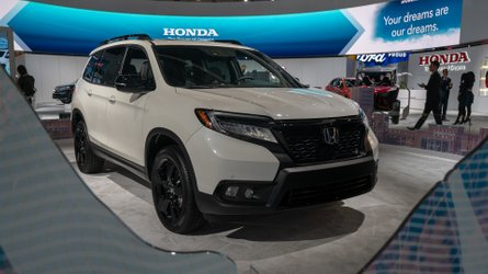 2019 Honda Passport SUV resurrected as all-new SUV in Los Angeles