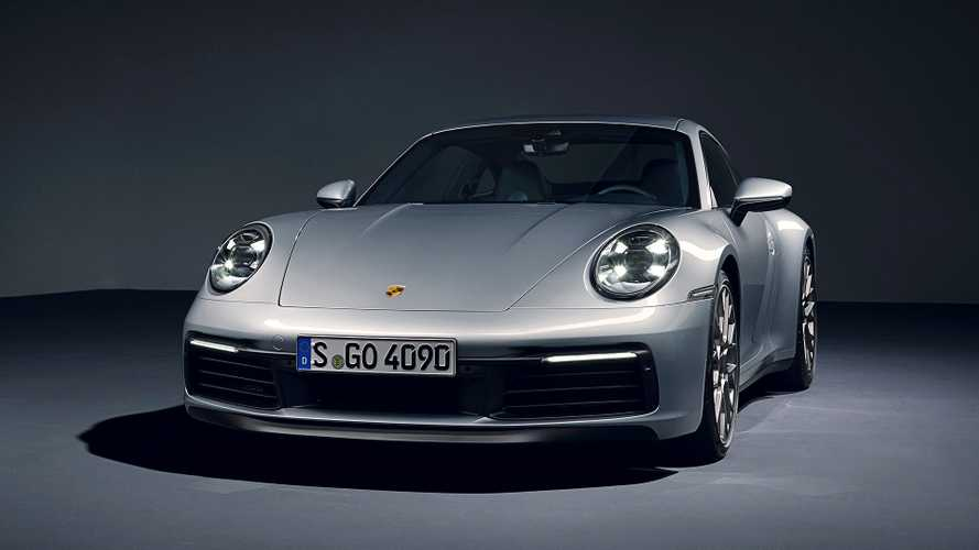 Porsche Says 911 Hybrid Is Planned, But Won't Come Until 2022