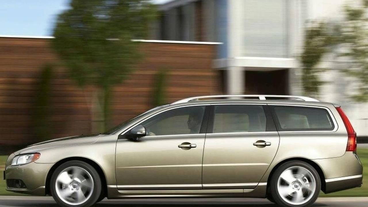 New Volvo V70