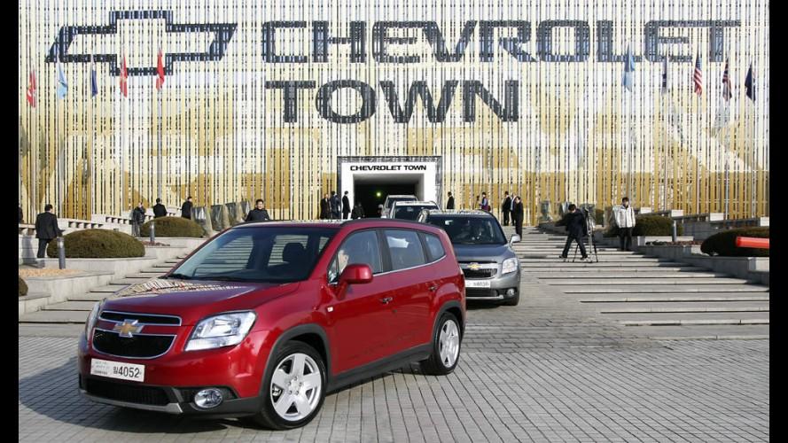 Por tensão militar, GM cogita transferir produção da Coreia do Sul