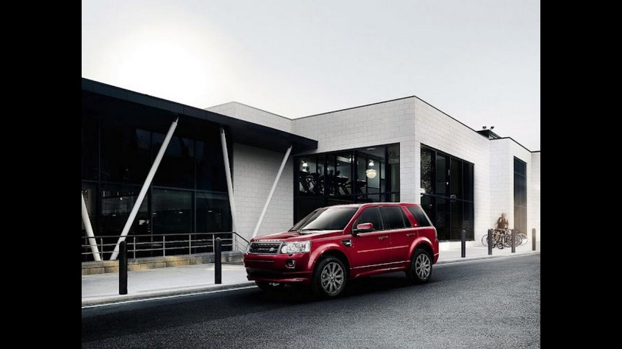 Land Rover Freelander 2 ganha edição limitada na África do Sul