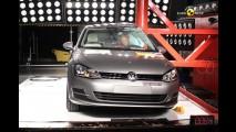 Novo Golf 7 conquista 5 estrelas na EuroNCAP e ganha prêmio de inovações