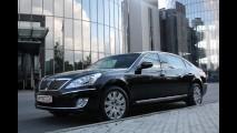 Hyundai apresentará Equus Limousine Security no Salão de Moscou