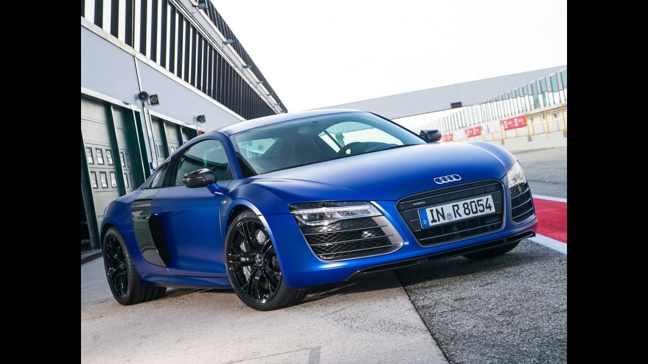 Próxima geração do Audi R8 será mais leve, potente e agressiva