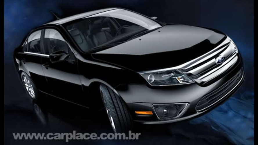 Ford lança oficialmente o Novo Fusion 2010 no Brasil - Versão 2.5 custa R$ 84.900 e a V6 R$ 99.900