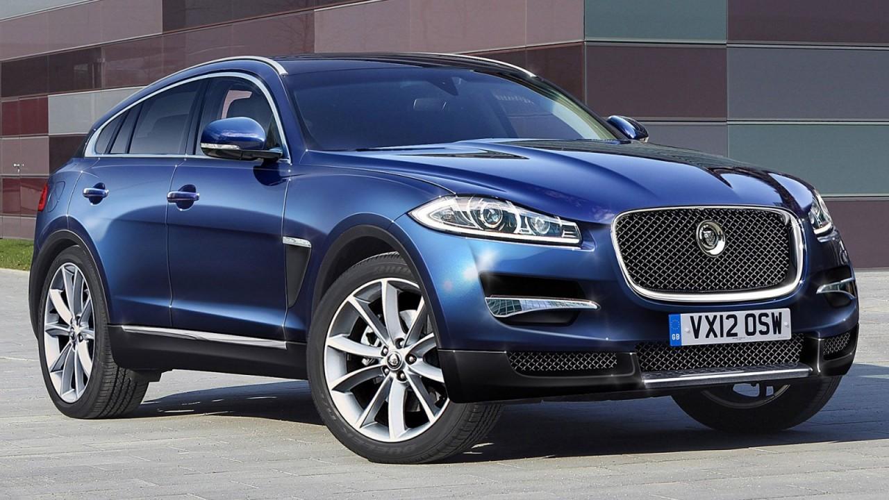 Primeiro crossover da história da Jaguar estreará em Frankfurt