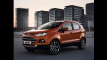 Ford EcoSport para Europa aparece em primeiras imagens oficiais