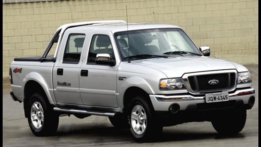 Ford anuncia Recall para Ranger 2007 e 2008