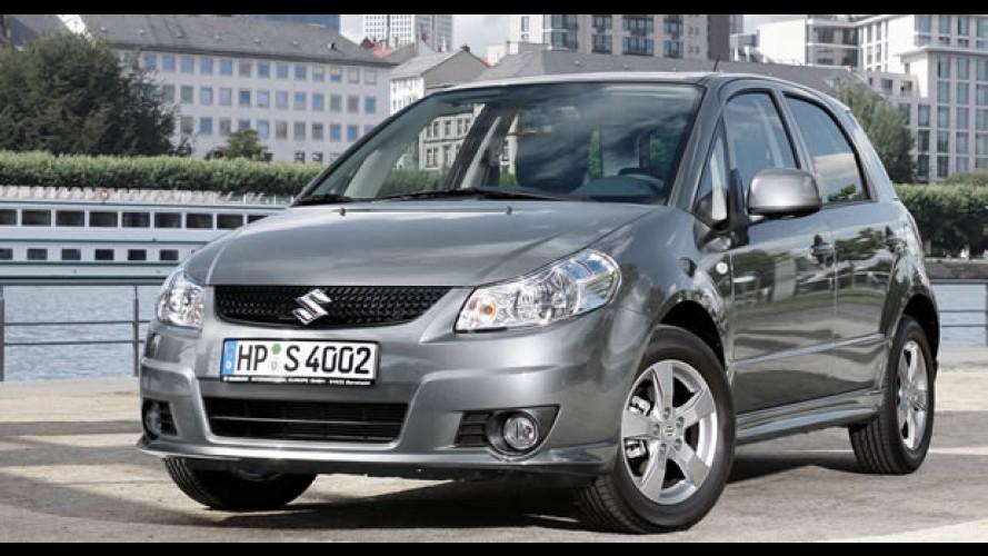 Volkswagen Rocktan: VW planeja Crossover compacto baseado no Suzuki SX4