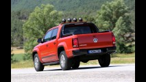 Volkswagen apresenta versão de produção da Amarok Canyon Concept