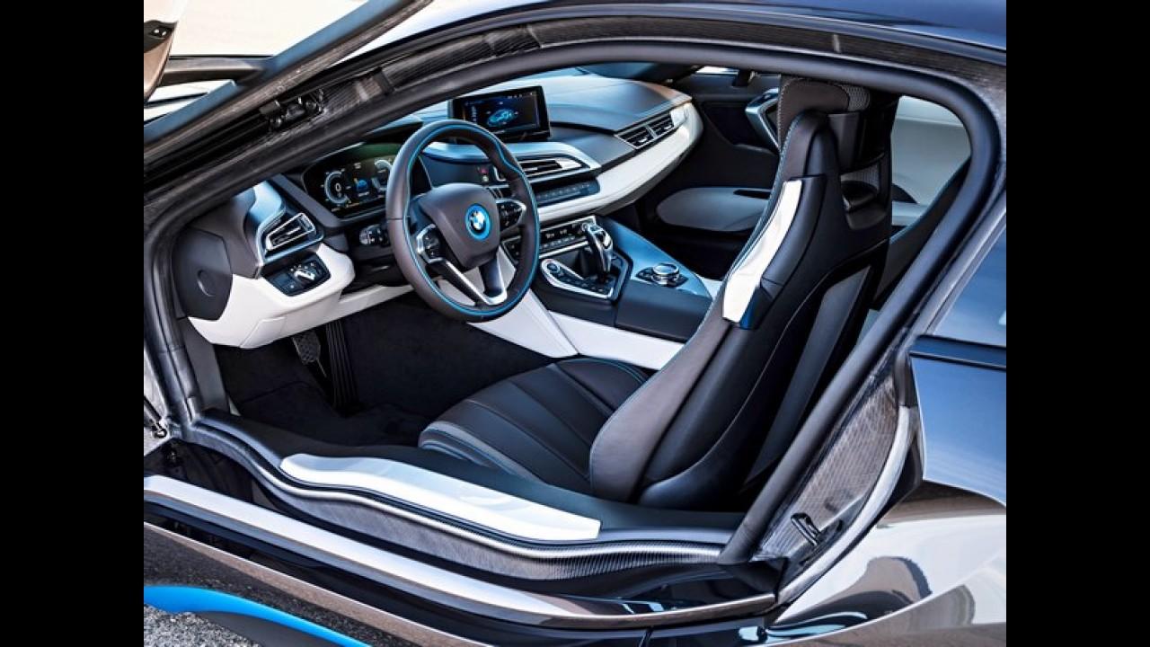 Esportivo BMW i8 já tem preço definido no Reino Unido: R$ 373 mil