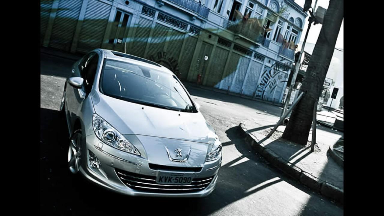 Novo Peugeot 408 - Confira os itens de série de todas as versões