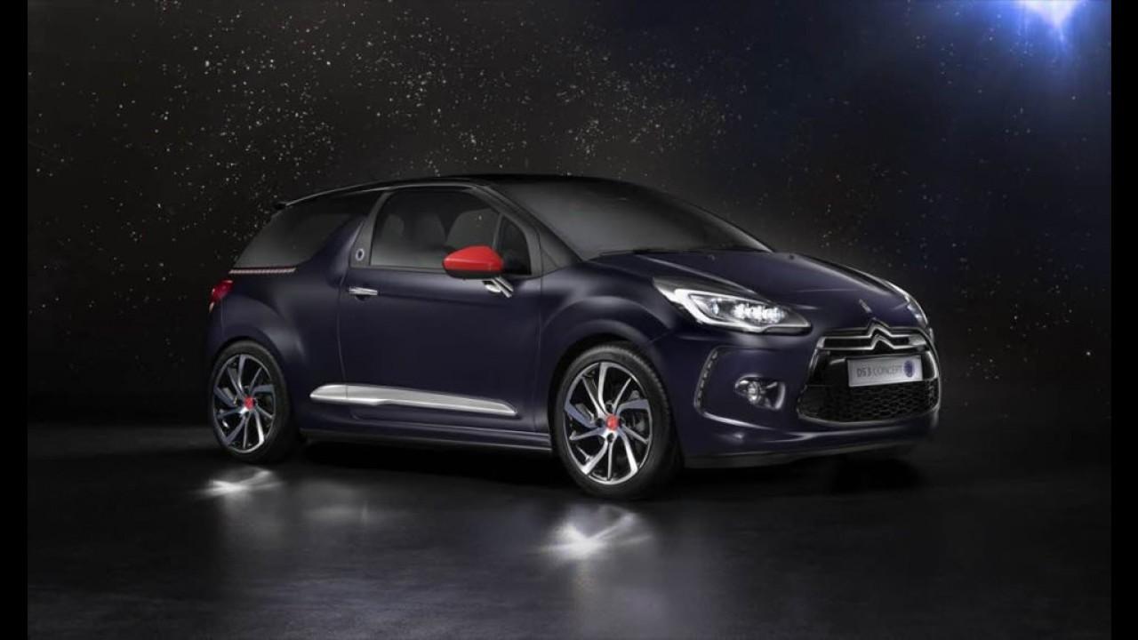 Citroën revela os conceitos DS3 Ines de la Fressange