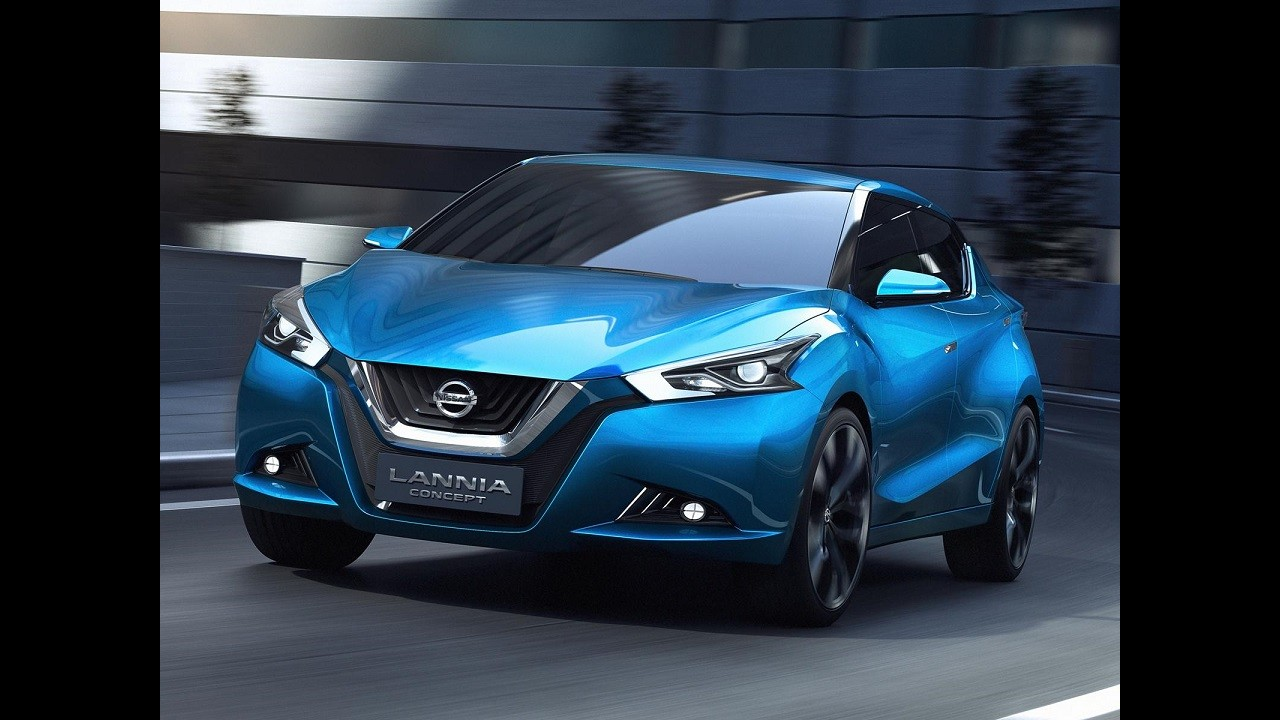 Nissan 100% chinês, Lannia Concept pode ganhar versão de produção