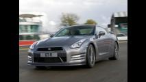 Nissan GT-R 2012 é lançado na Espanha