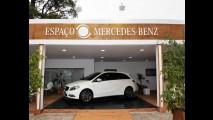 Nova Mercedes Classe B faz estreia nacional em Campos do Jordão